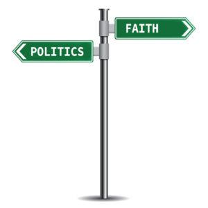 Pastor Jim's Blog: Faith and Politics